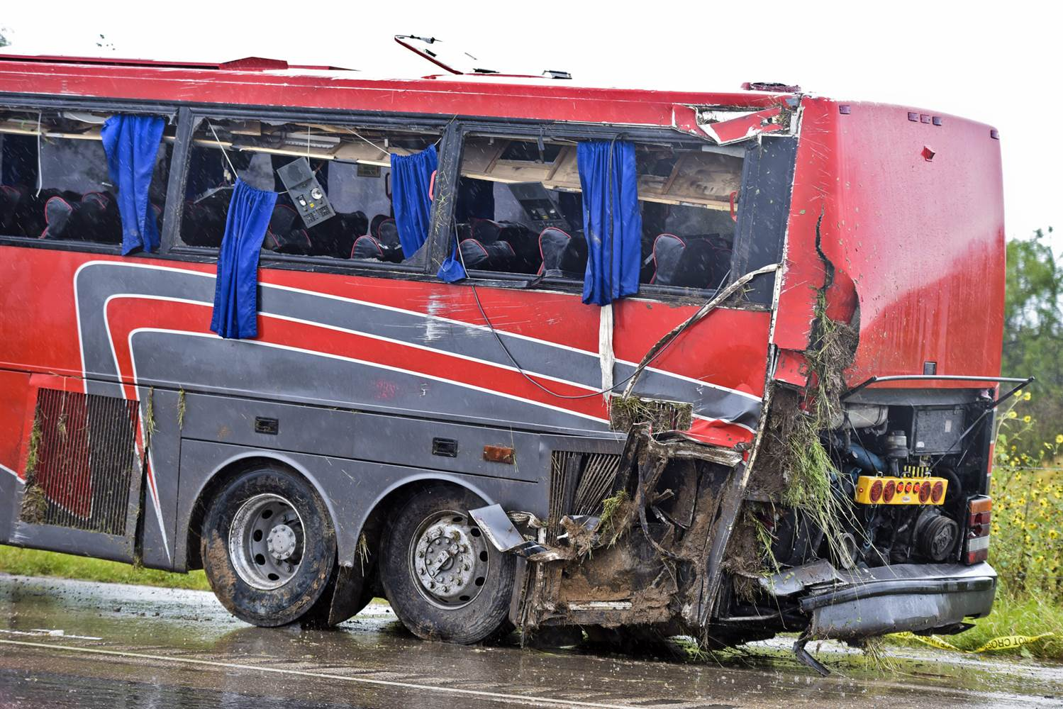 Our Condolences and Support to the Victims of the Laredo Bus