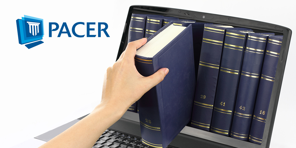 public access to court electronic records